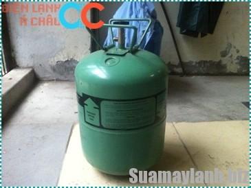 binh gas may lanh